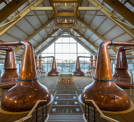 Premier whisky manufacturer Chivas Regal, part of the Pernod Ricard group has selected Verder's Dura 10 pumps for its waste and water treatment plant at its Glenlivet Distillery in Scotland.