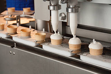 Pumps to Produce the Perfect Ice cream