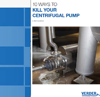 10 ways to kill your centrifugal pump