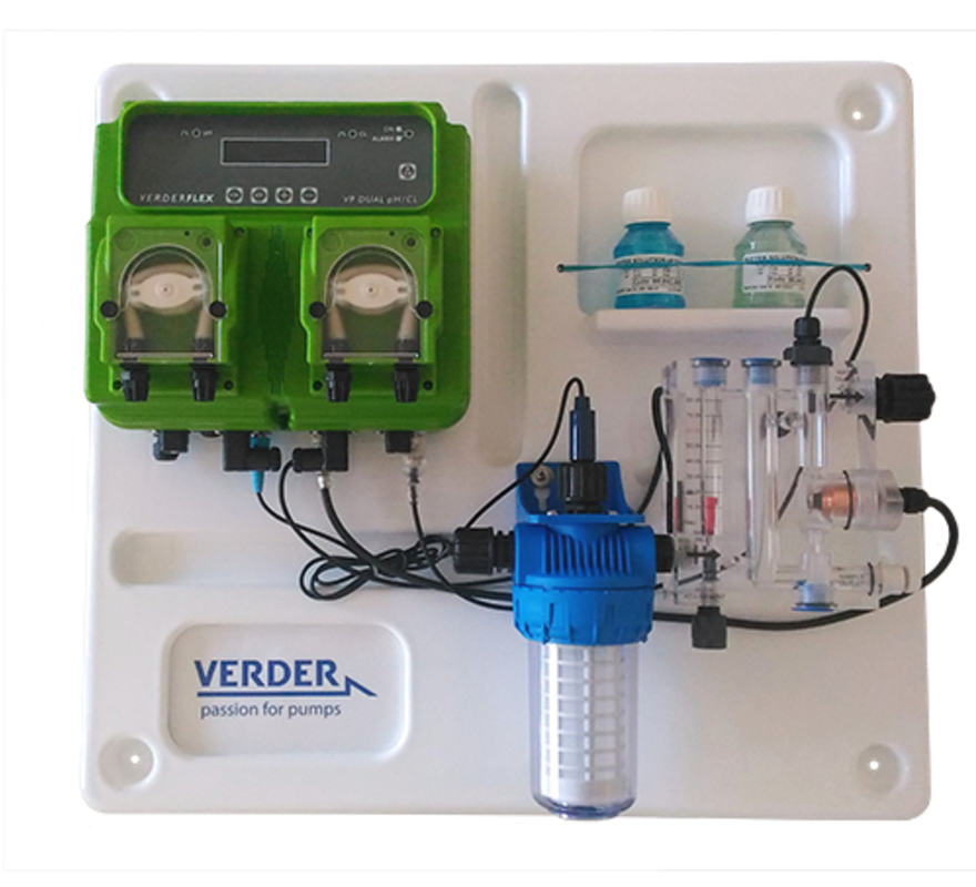 Verderflex VP panels