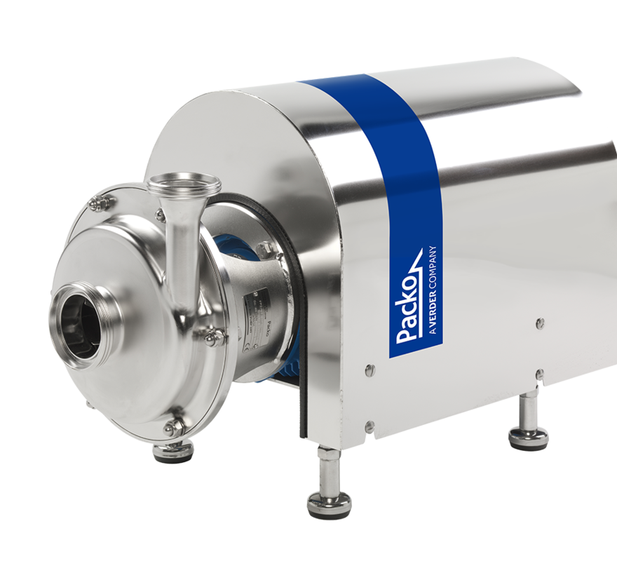 Packo Sanitary Pumps