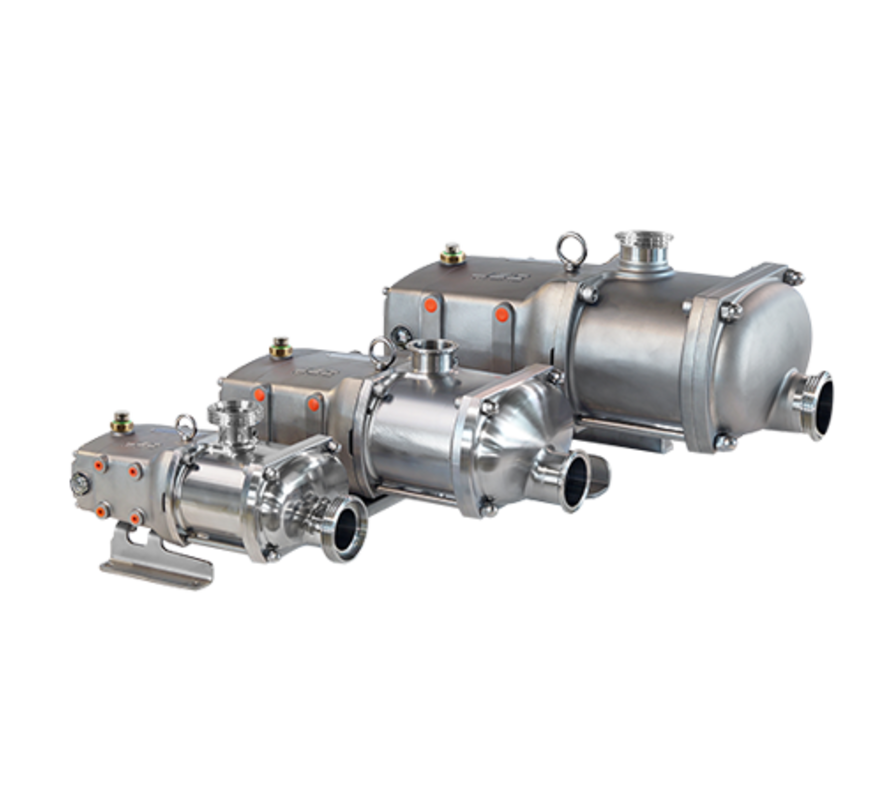 JRZS JEC Twin Screw Pumps
