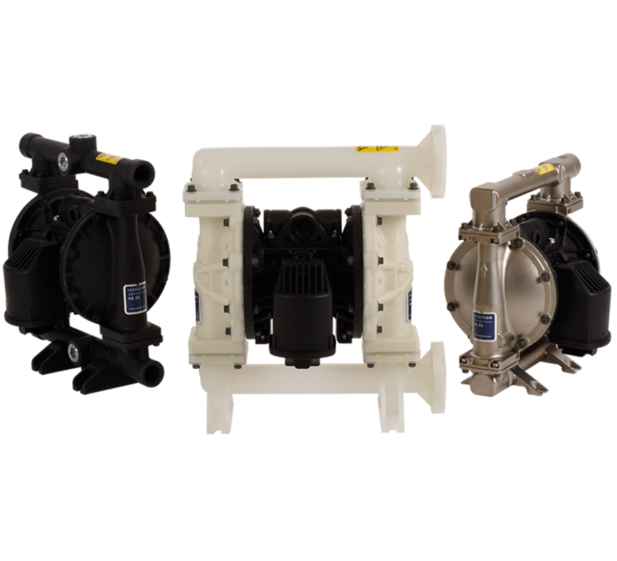 Verderair Diaphragm Pumps