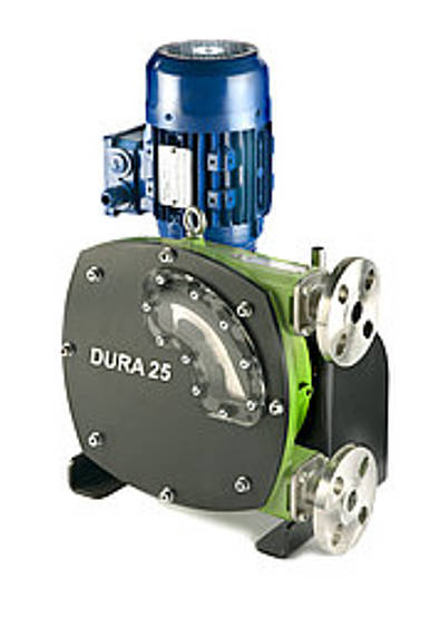 Pumping Glue with Peristaltic Pumps