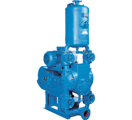 Compact piston pumps and diaphragm pumps series Verderbar CM are specially designed for handling chemically aggressive and abrasive liquids. The specialized pumps used in tough industrial processes and can handle particle loaded fluids.