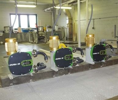 Lime dosing solutions for water treatment plant