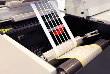 Fixing paper solution in the pulp & paper solutions