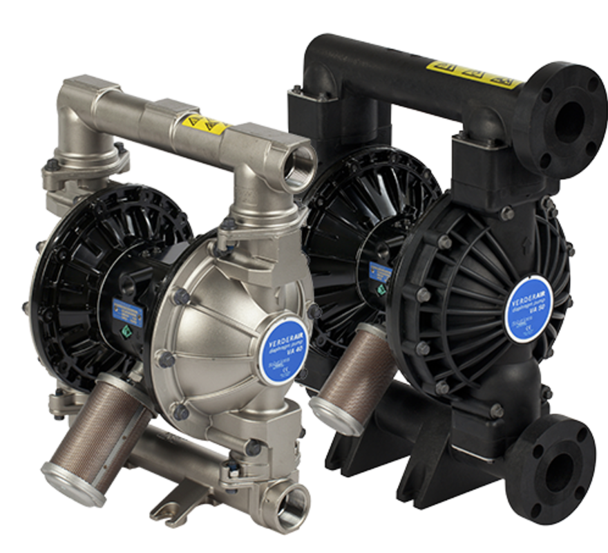 Verderair va series most efficient aodd pump verderliquids verderair va ccuart Choice Image