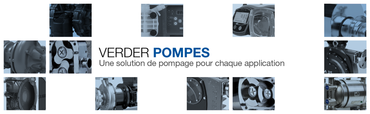 une solution de pompage our toutes les applications