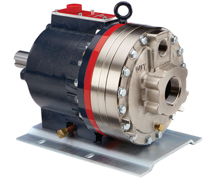 Piston Diaphragm Pumps by Hydracell and Abel | Verderbar