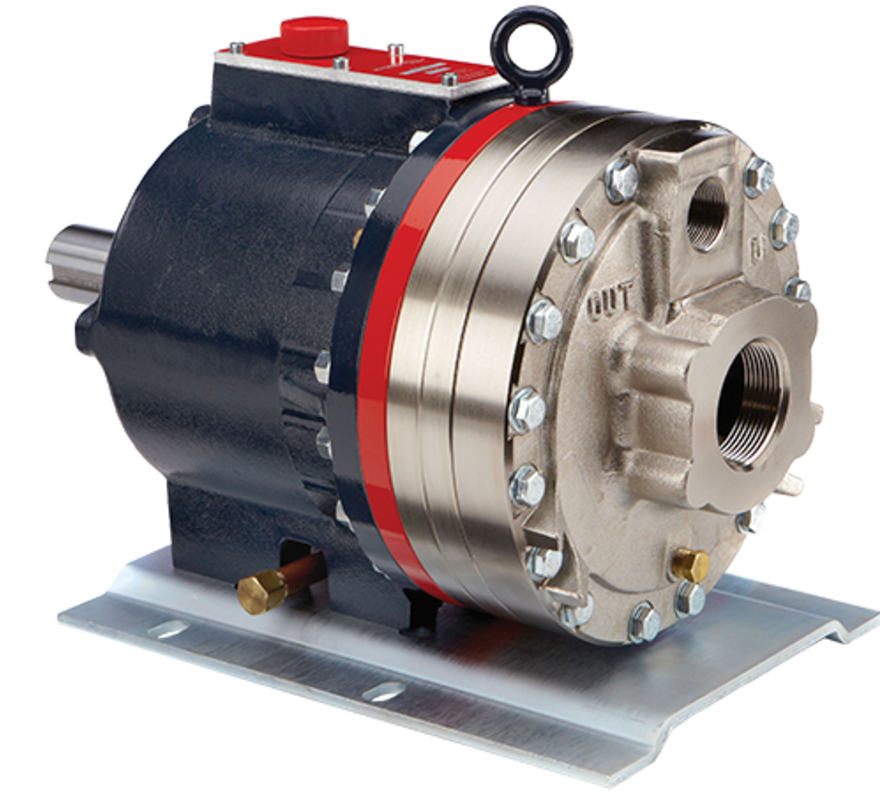 Verderbar Piston Diaphragm Pumps