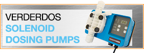 [Translate to French:] Dosing pumps Verderdos