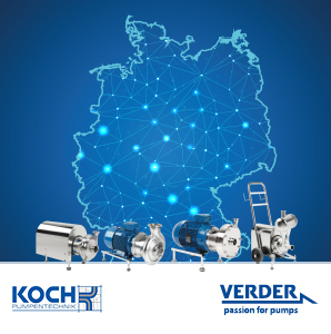 Verder Liquids to Acquire Koch