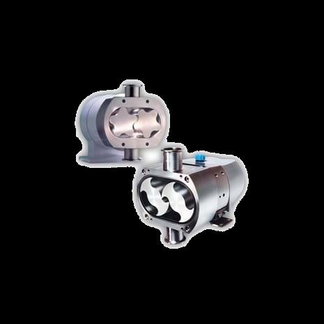 55 Series & Ultima Ultra Hygienic Rotary Lobe Pumps