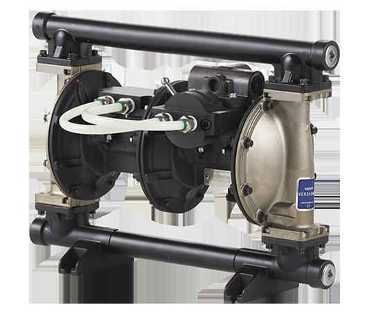 Hochdruck-Druckluftmembranpumpe Verderair VA-HP