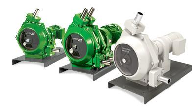 [Translate to German:] Verderflex Rollit peristaltic pumps