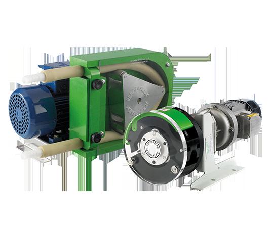 Verderflex Rapide - Crevne pumpe niskog pritiska