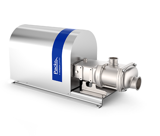 Packo ZS  Twin Screw Pumps